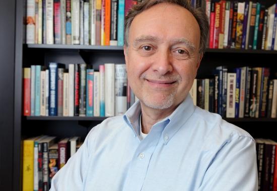 John D'Emilio, on being awarded the OAH 2013 Roy Rosenzweig Distinguished Service Award (UIC HIstory)