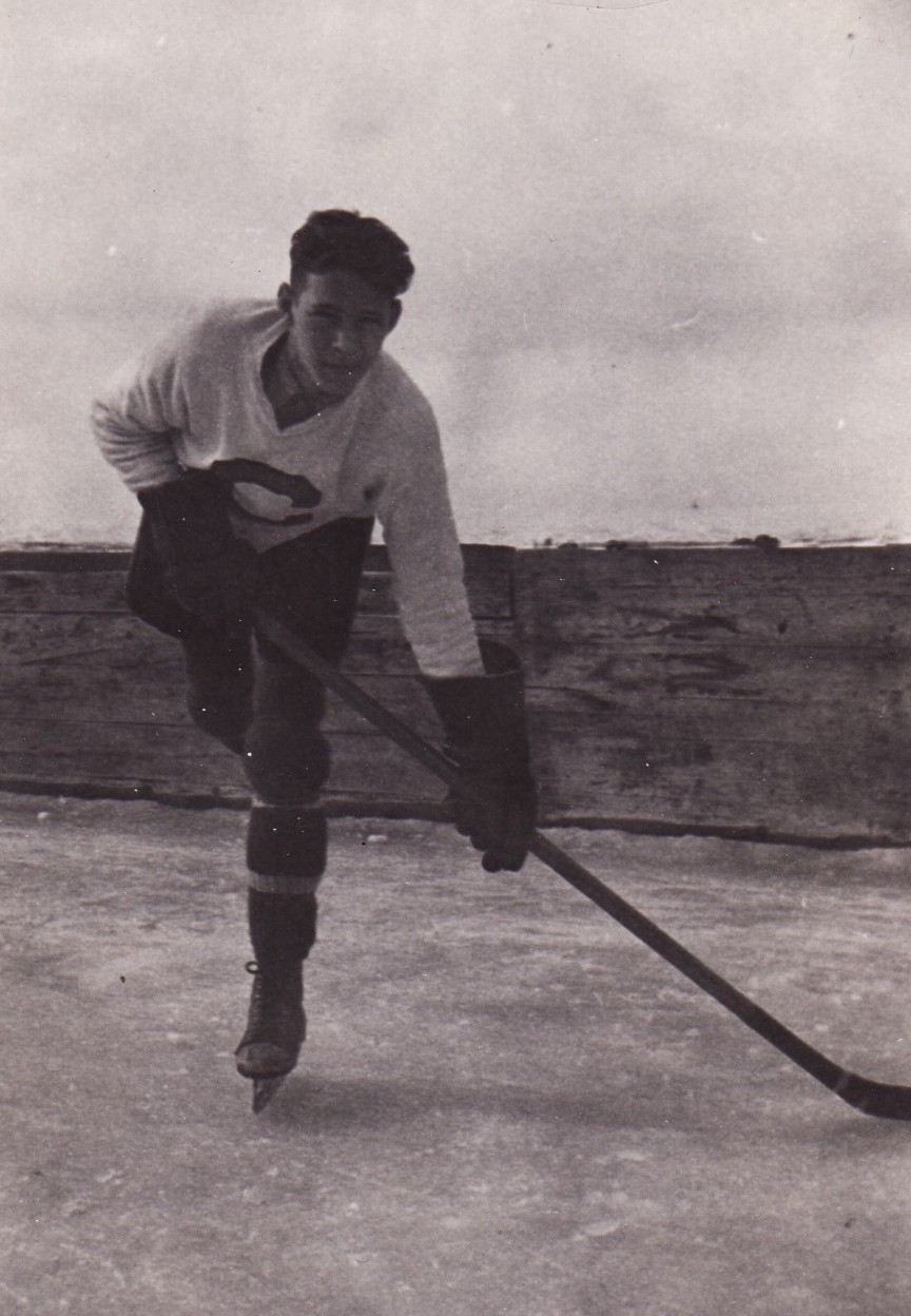 Cecil Bengry hockey